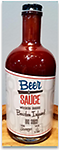 BEER SAUCE SHOP - Bourbon Infused 24.4 oz. - We start with a proven sweet St. Louis style BBQ sauce and add a good amount of Stumpy's Spirits Bourbon during the brewing process.