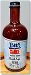 BEER SAUCE SHOP - Barrel Aged 24.4 oz. - Barrel-aging imparts deep oak, smoke and warm whiskey flavors.