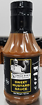 UNCLE BOB'S - Sweet Mustard Sauce 18.5 oz. - Your barbecued meats and fish has never tasted better than when finished with Uncle Bob's Sweet Mustard Sauce.