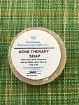 RH ND Soap Acne Therapy - Acne Therapy Soap - Organic Shea Butter, Goat Milk, Oatmeal, Eucalyptus,Tea Tree, Oils of Neem, Aloe Vera - Select Vegetable Oils & other Premium Essential Oils.