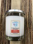 RH ND Soy Candle - Blood Orange - 100% Natural Soy Candles with coconut oil - 12 oz