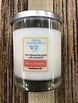 RH ND Soy Candle - Rose Petals - 100% Natural Soy Candles with coconut oil - 12 oz