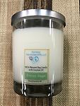 RH ND Soy Candle - Citrus Sage - 100% Natural Soy Candles with coconut oil - 12 oz