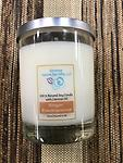 RH ND Soy Candle - Ginger Frankincense - 100% Natural Soy Candles with coconut oil - 12 oz