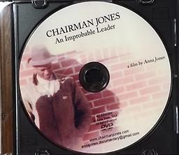 AJ-100 DVD Chairman Jones by Anna Jones The docu-film tells the story of James Henry Jones, a self educated farmer who disregards racism and lack of education to lead the fight to end nearly a century of education inequality in NC.
