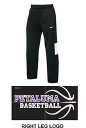 Petaluma Nike Rivalry Pants Nike Men's Team Rivalry Pant with Logo on Right Hip