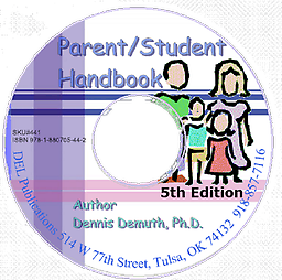 Parent/Student Handbook, 5th Edition Looking for effective ways to communicate your vision and purpose to your students and parents? Consider the comprehensive Parent/Student Handbook.