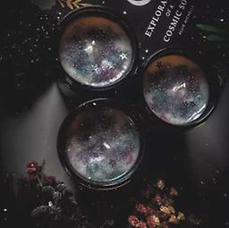 Abduct Me CANDLE, Comes in a 9oz amber jar filled with 7oz of magical coconut wax.