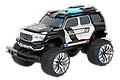 2,4GHz Mercedes Benz Ener-G-Force, Police - with LED Lights and Siren - Fun and Action all around with the Mercedes Benz ENER-G-FORCE Police! With sirens and extra large tyres to pursue criminals over rough terrain, the Digital Proportional Technology will also keep the m