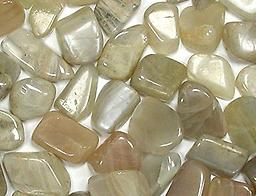 Tumbled Moonstone Raw Crystals & Minerals