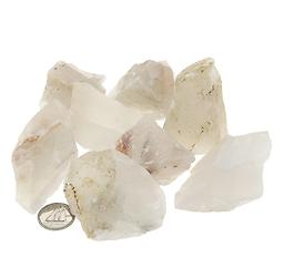 White Aragonite Raw Crystals & Minerals