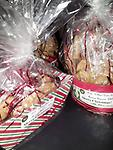 Edible Christmas Pralines Decor/Tins - Corporate Christmas Pralines or a special gift. A gift that would wow your clients or recipient. A New Orleans staple, a praline experience with a deliciously sweet outcome.
