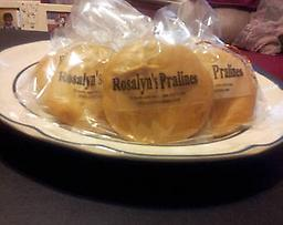 New Orlelans Tasty Pralines by the Dozens/Without Pecans Creamy rich pralines without pecans/ for those who prefer the delicious creamy candy without pecans.