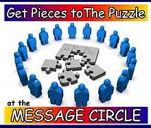 Message Circle Thursday, February 28, at 7:30 Message Circle Thursday, February 28, at 7:30 ISD Psychics and Mediums