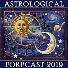 Astrology Forecast for 2019, January 6th 2019 Astrology Forecast for 2019 Sunday, January 6, at 12:30 PM Speaker: Rev. Kathy Kerston