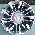 """Platinum Edition Cadillac Escalade Rims - 22"""" Factory Escalade Rims. New Take Offs ready to go or for a set of tires. These wheels came on the '15-'17 but fit most of the GM Trucks & SUVs 99-18."""