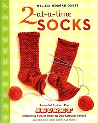Two at a Time Socks with Tamara Saturday Mornings: 10 am - Noon February 16, 23, March 9