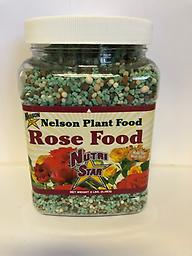 Nelson Plant Food Rose Food 2 Lb Nelson Plant Food Rose Food 2 Lb