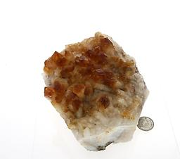 Citrine Cluster 4'' To 6'' Raw Crystals & Minerals
