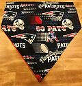 New England Patriots Bandana - New England Patriots Dog Bandana