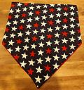 Most Patriotic Bandana - Most Patriotic Dog Bandana