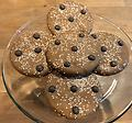 Carob Chip Cookies - Carob (doggie safe) Cookies Dog Treats