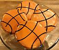 Basketball Dog Treat - Basketball Dog Treat