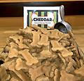 Biscuit Bar Biscuits-Cheddar Cheese 100% Natural - Our POPULAR biscuit bar biscuits are now available for online ordering. Choose your dogs favorite variety for them to enjoy when you can't visit us. Locally made in MA, WHEAT, CORN & SOY FREE!