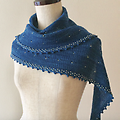 Starry Shawl - Learn to make a beaded shawl