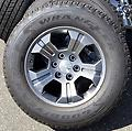 """18"""" Chevy """"Midnight Silver"""" Alloy Rims & Tires New Take Offs - New Take Off Set of 18"""" Charcoal color wheels, Goodyear tires, tpms and lugs! Complete set!"""