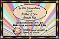Mother Son Event 2019 - One ticket to Dave and Busters event. Sunday, May 5th from 1-4pm. Ticket cost $25 each. Both mom and son need a ticket.