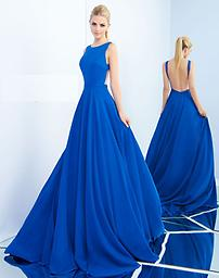 Ieena for Mac Duggal 55192 Available in: Red size 6 / Royal size 8 / Teal size 10