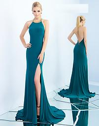 Ieena for Mac Duggal 25572 in Ice Blue Available in size 0