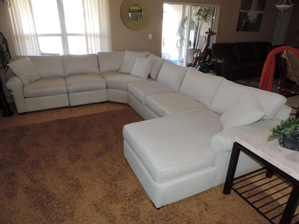 Marvelous Macys Astra 5 Pc Oatmeal Fabric Chaise Lounge Sectional Ocoug Best Dining Table And Chair Ideas Images Ocougorg