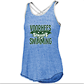 C - VST Ladies Advocate Tank - Full screen with the New Voorhees Swim Team Logo
