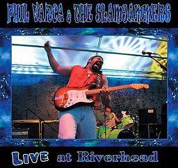 "Phil Varca & The SlamJammers - ""Live at Riverhead"" Live 2004 performance by PVSJ recorded in Riverhead, NY at The Riverhead Blues Festival. Includes PVSJ originals Struttin', Maybe & Don't Push Me."