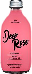 Deep Rose - Premium Rose Lemonade ROSE WATER BEVERAGE