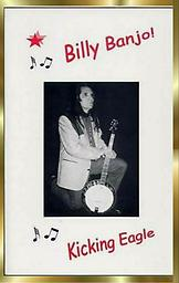 """A7 BILLY BANJO, book by Kicking Eagle Bluegrass and country fans will find many stars and legends mentioned in """"Billy Banjo"""" and especially fans of Rhonda Vincent. You'll also find """"Ican Eagle"""" with the assignment to watch over Billy."""