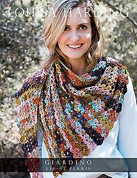 Perris Crochet this gorgeous shawl with our new yarn, Giardino. The colors are wonderful and the yarn is fun to work with! Please specify session: Wednesday, July 24 6-8 pm or Friday, August 2 1-3 pm.
