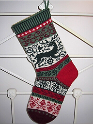 Hohoho With Judy A beautiful fairisle stocking just in time for Christmas. Tuesdays, October 1, 15 & 29 1-3 pm