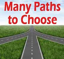 Many Paths - Potpourri of Information - Mondays A Potpourri of Information Mondays, July 29th, Aug. 5th, 12th, 19th, 26th, & Sept 9th, 16th with ISD Ministers