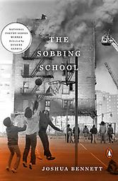 The Sobbing School Joshua Bennett This book has a remainder mark and slight edgewear on top. Fair to good condition