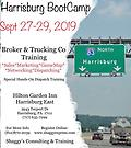 Harrisburg BootCamp - Friday (Sept 27) 6 pm-9pm: Meet & Greet