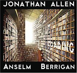 Loading Jonathan Allen collages and paintings Anslem Berrigan Poems