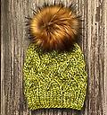 The Rapture Hat with Diane - Fridays, February 14 & 21 1-3pm Yarn 15% off!