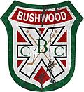 "Bushwood Decal – Distressed Style - Bushwood Decal – Distressed Style (4"", 8"" or 12"")"