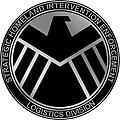 Agents of S.H.I.E.L.D. Logo Repositionable Decal - Agents of S.H.I.E.L.D. Logo Repositionable Decal
