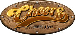 Cheers Logo Repositionable Decal Cheers Logo Repositionable Decal