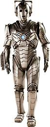 Dr. Who Cybermen Repositionable Wall Decal Dr. Who Cybermen Repositionable Wall Decal