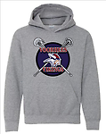 G - Vikings Hooded Sweatshirt_Sport Grey - Full Front Screen Print
